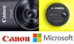 Microsoft vs Canon Deal